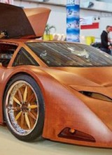 Splinter – The Wooden Supercar With 600 HP
