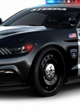 The Steeda Mustang Police Interceptor