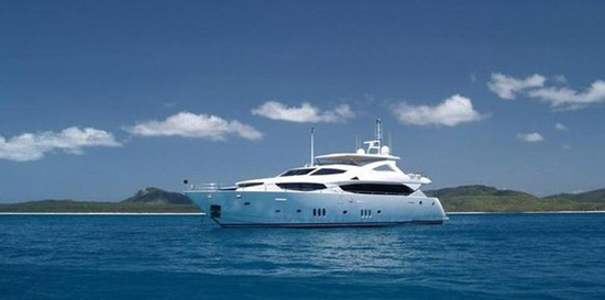 34m Sunseeker Yacht JIVA On Sale