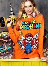 """Super Moschino"" – Super Mario-Themed Capsule Collection"
