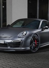 New TechArt Package For Porsche 911 Turbo