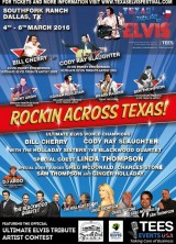 """Southfork Ranch To Host """"Texas' Tribute To Elvis"""""""