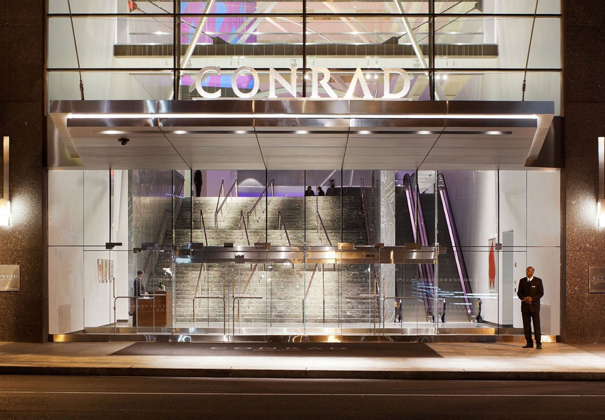 VIP Holiday Shopping Experience by Conrad And Theory