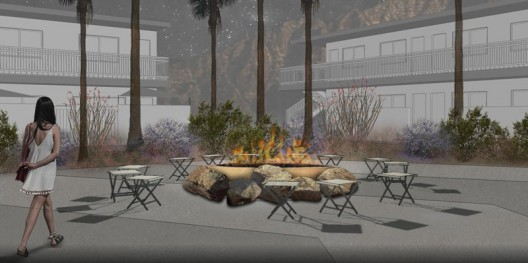 $15 Million Refurbished V Palm Springs Hotel Will Open Next  March