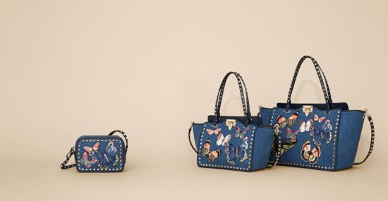 Valentino's Resort 2016 Bag Collection