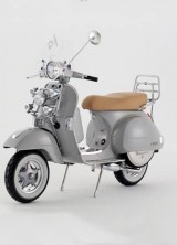 Jewelry-Inspired Vespa by Andrew Bunney