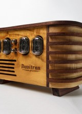 Nuvitron Vintage Nixie Tube Clock Brings Piece Of History In Your Home