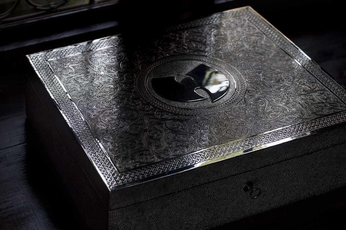 Pharma's Boss Martin Shkreli Splashed Out $2 Million On Wu-Tang Clan Album