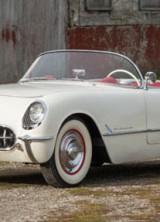 1953 Chevrolet Corvette Roadster at Auctions America's Fort Lauderdale 2016