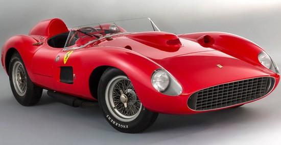 Rare 1957 Ferrari 335 S Spider Scaglietti On Sale