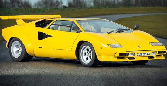 1981 Lamborghini Countach LP400 S On Sale
