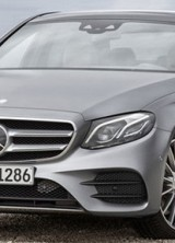 New Mercedes E-Class- First Official Pictures