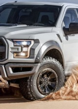 New 2017 Ford F-150 Raptor SuperCrew