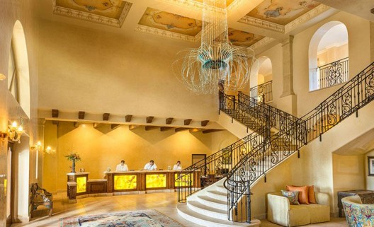 Allegretto Vineyard Resort in Paso Robles