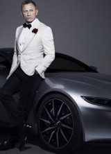James Bond's Aston Martin DB10 From 'Spectre' Goes Under Hammer