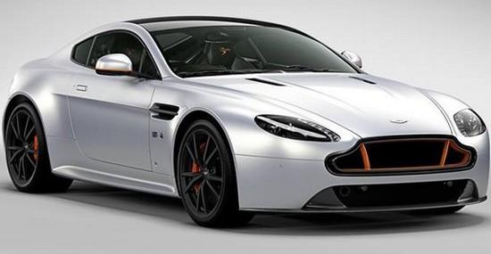Aston Martin V8 Vantage S Blades Limited Edition