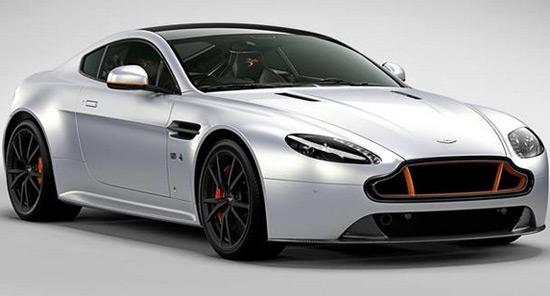 Aston Martin V8 Vantage S Blades