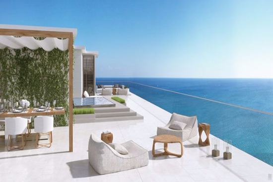 Auberge Luxury Beach Condo