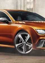 Ipanema Brown Audi RS7 Sportback