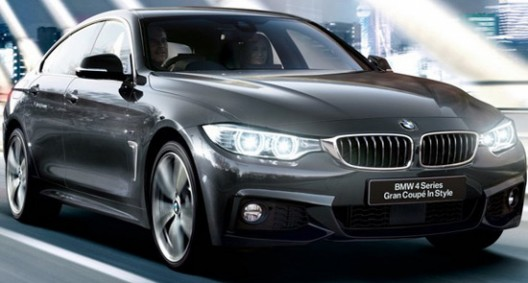 BMW 420i Gran Coupe In Style