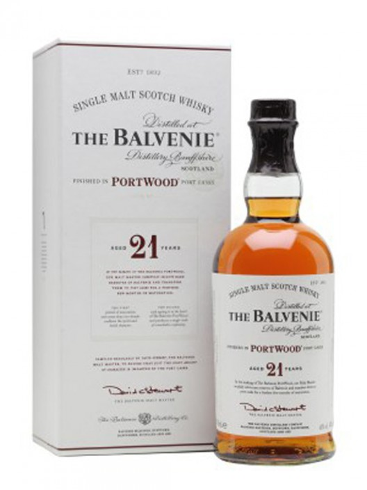 Balvenie 21 Year Old PortWood Single Malt