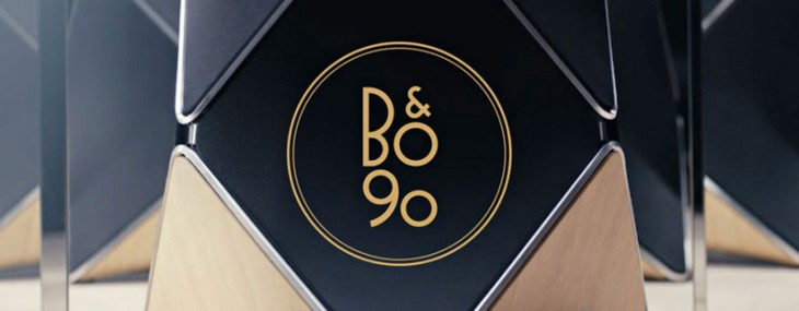 Bang & Olufsen's BeoLab 90 Speakers – Future of Sound