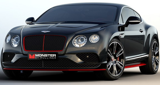 Monster by Mulliner
