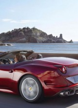 Beverly Hills Boutique Hotel Offers Red Ferrari to Guests