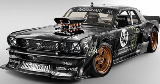 """Hamilton Wanted to Buy Block's Mustang 845 S, But He """"Couldn't Afford It"""""""