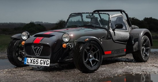 New Caterham Seven 620S Model