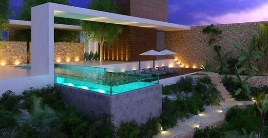 Cenote Spa At The Grand Hyatt Playa Del Carmen Awarded For Best Design