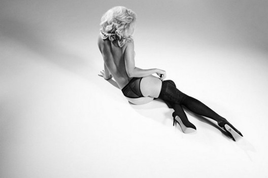 Charlotte Olympia Teamed Up With Agent Provocateur For New Capsule Collection