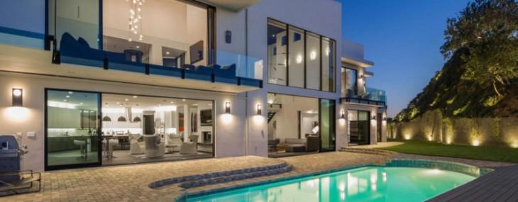 Chrissy Teigen And John Legend Purchased Rihanna's Beverly Hills Home