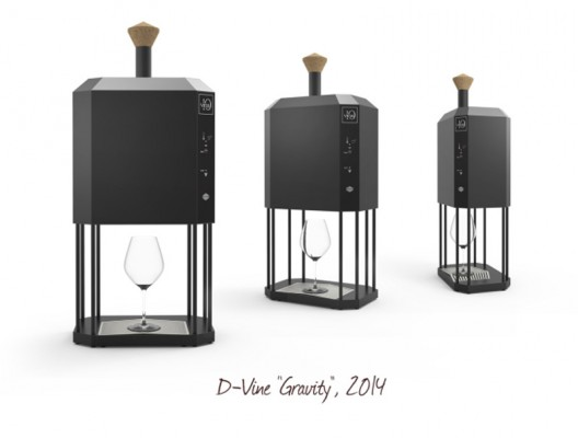 D-Vine Sommelier Machine