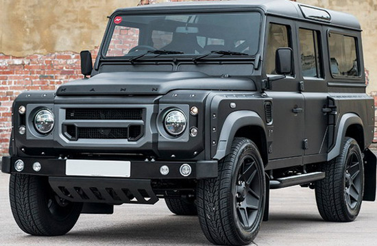 Kahn Defender The End Edition