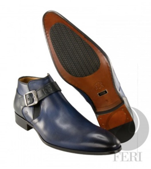 FERI Rolls Out Debut Collection of Luxury Shoes For Well Dressed Men