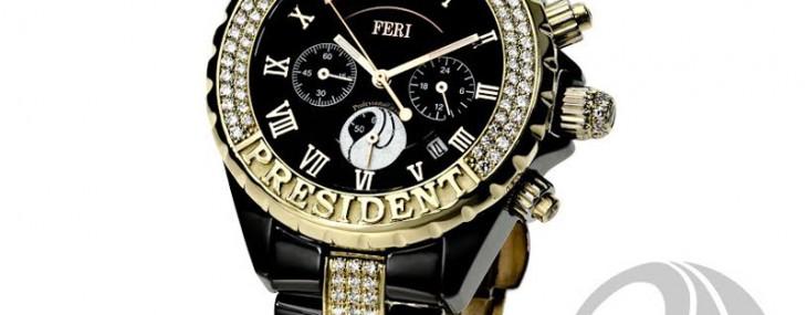 """""""President"""" – Luxury Timepiece by FERI"""