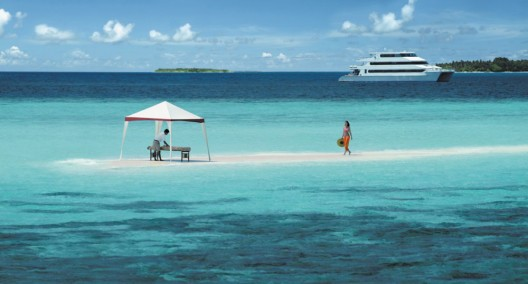 Cruise the Maldives on the Four Seasons' Private Yacht