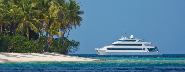 Four Seasons Explorer – Luxury Floating Resort