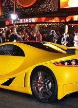 GTA Spano From The Movie Need for Speed On Sale