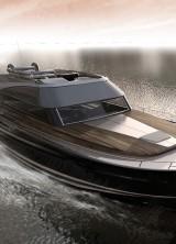 New Modern Classic Gran Torino by Hyperlien Yacht