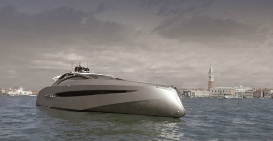 New Hedonist Convertible Yacht