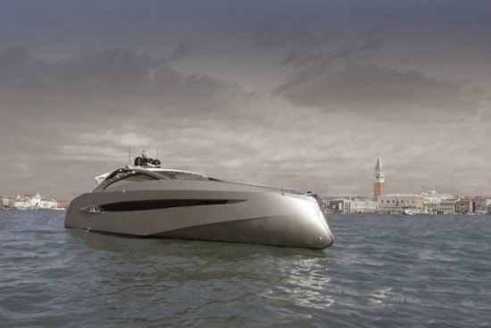 Hedonist Convertible Yacht