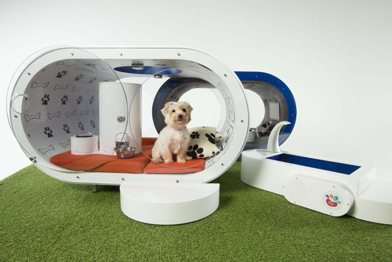 Hi-Tech Dog Homes