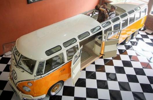 """Volkswagen """"Type 2"""" van"""