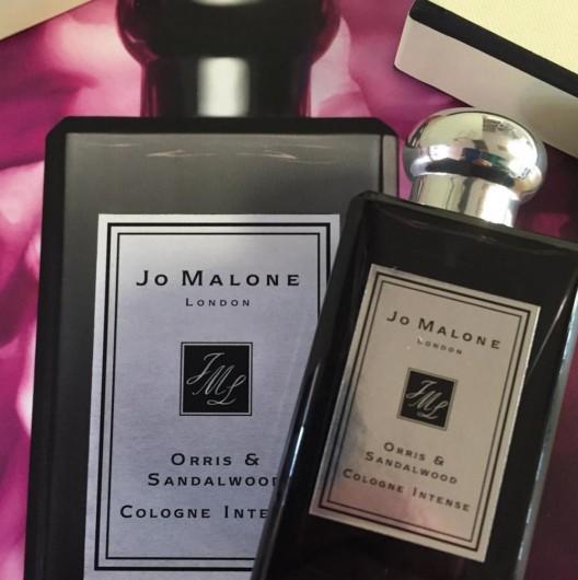 Jo Malone's Orris & Sandalwood Cologne Intense
