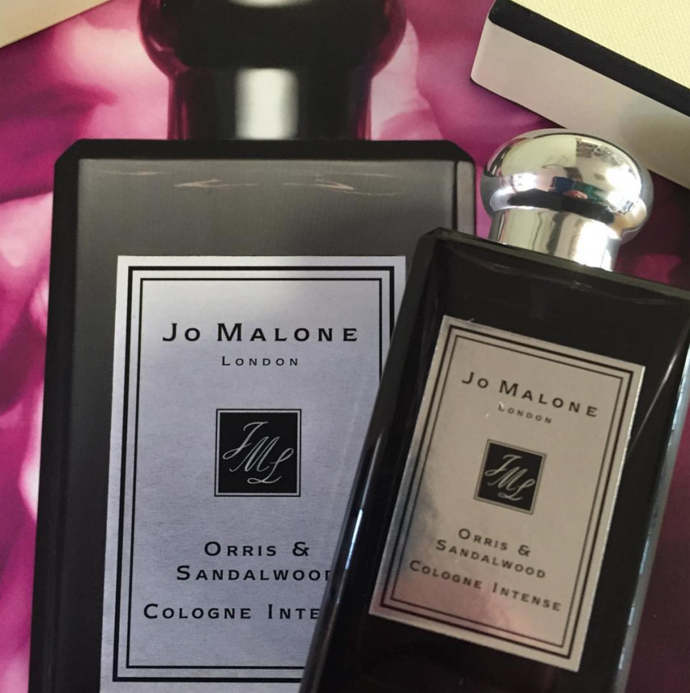 Jo Malone's Orris & Sandalwood Cologne Intense