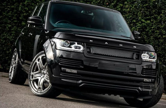 Kahn Range Rover 3.0 TDV6 Vogue RS