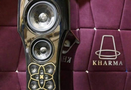 Kharma Enigma Veyron - World's Most Advanced Audio System