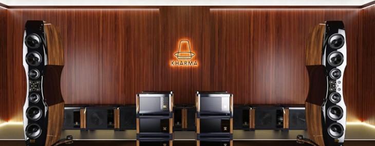 Kharma Enigma Veyron – World's Most Advanced Audio System